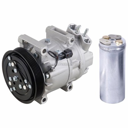 AC Compressor w/ A/C Drier For Nissan Maxima 1996