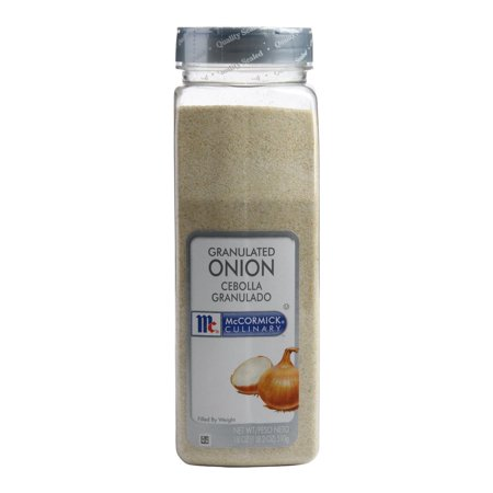 Mccormick Culinary Granulated Onion  18 Oz