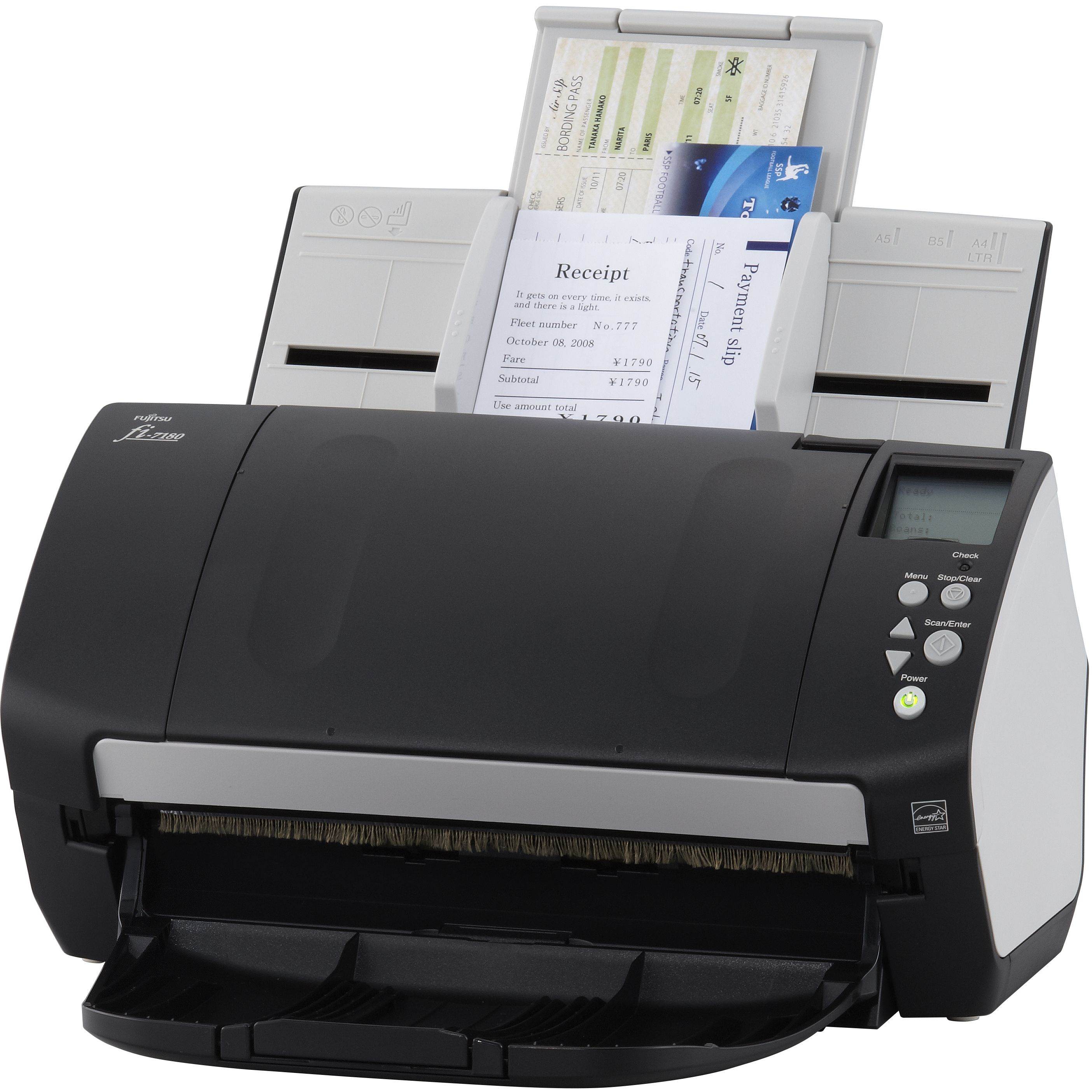 Fujitsu Fi 7180 Sheetfed Scanner Walmartcom