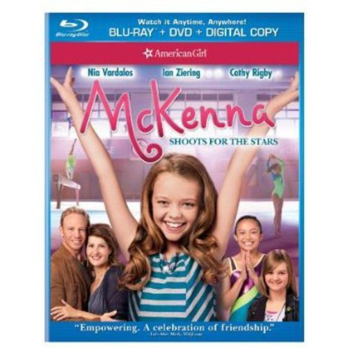 An American Girl: McKenna Shoots For The Stars (Blu-ray + DVD) (Exclusive) (With INSTAWATCH) (Widescreen)