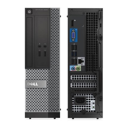 Refurbished Dell OptiPlex 3020 Small Form Factor Intel Core i5-4570 3.2GHz up to 3.6GHz 8GB 500GB Win 10 Pro - image 1 de 2