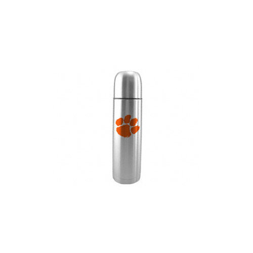 NCAA - Clemson Tigers Stainless Steel Thermos