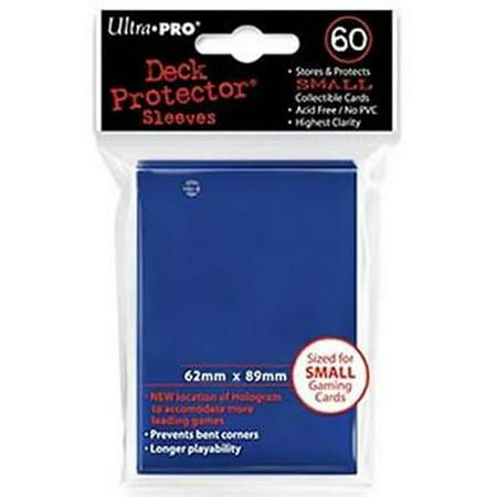 DP: Small: Solid BU (60) High Quality Card Protectors Ultra Pro ULP82965](Small Teen Dp)