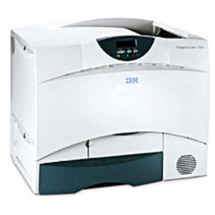 IBM Refurbish InfoPrint Color 1354 Laser Printer (53P7795) - Seller Refurb