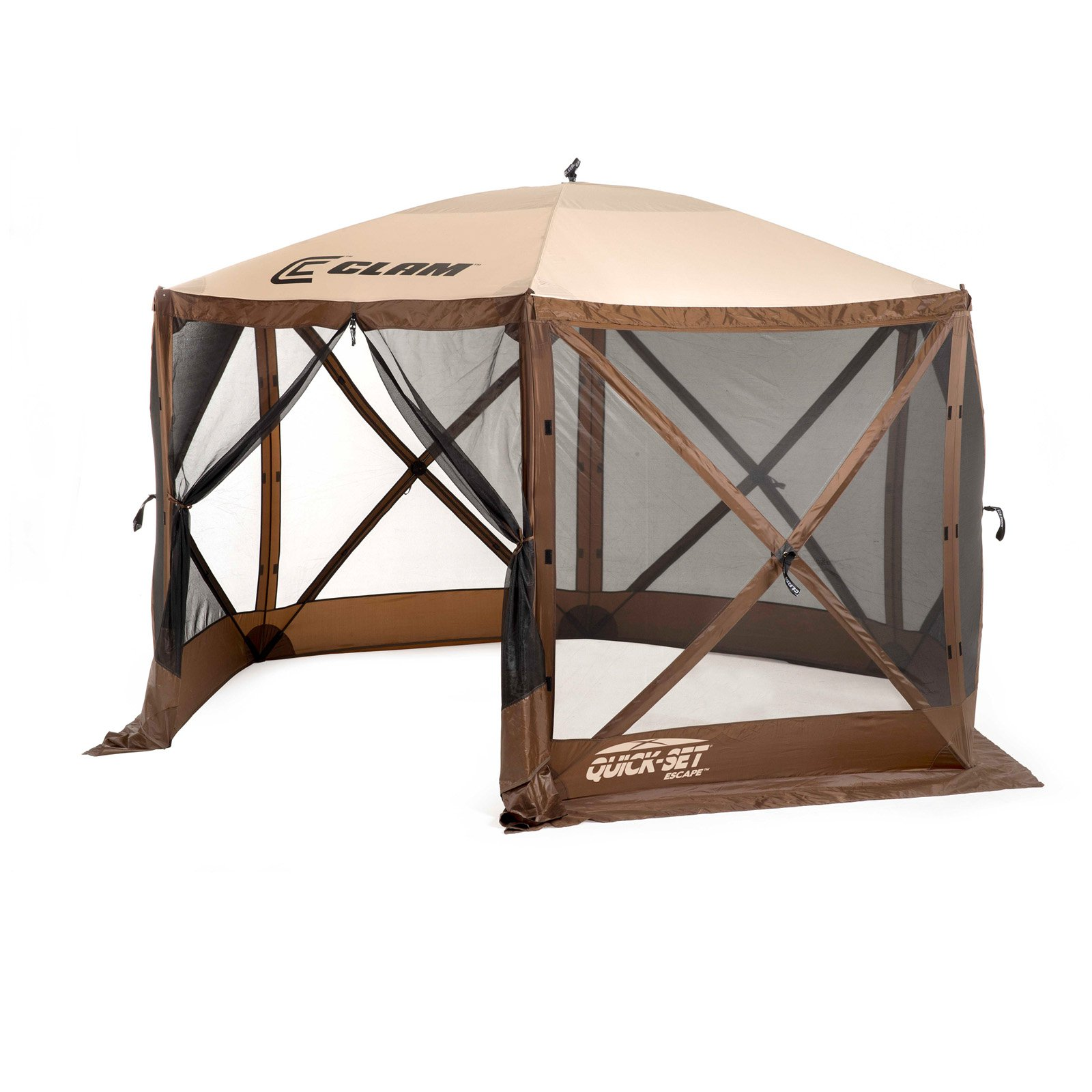 Clam Quick-Set Escape Screen Canopy Shelter by Quick-Set