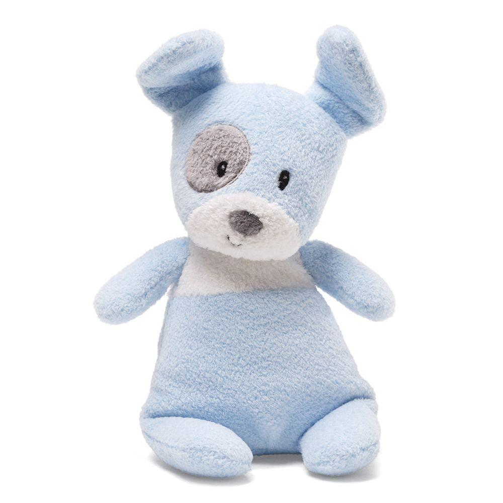 Gund 4037005 Small Spotto Blue 9 Plush Dog Walmartcom