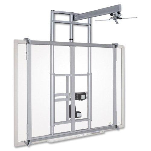 Balt Iteach Wall Mount For Whiteboard, Cart, Projector Steel Platinum (BLT27606) by Balt