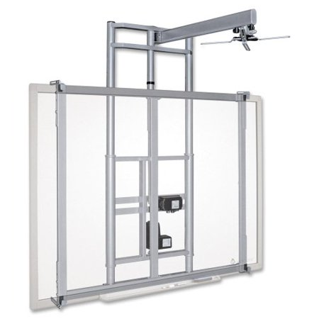 Balt Iteach Wall Mount For Whiteboard, Cart, Projector Steel Platinum (BLT27606) by