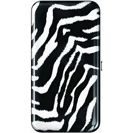 Spoontiques RFID Security Flat Wallet - Zebra (Zebra Rfid Printer)