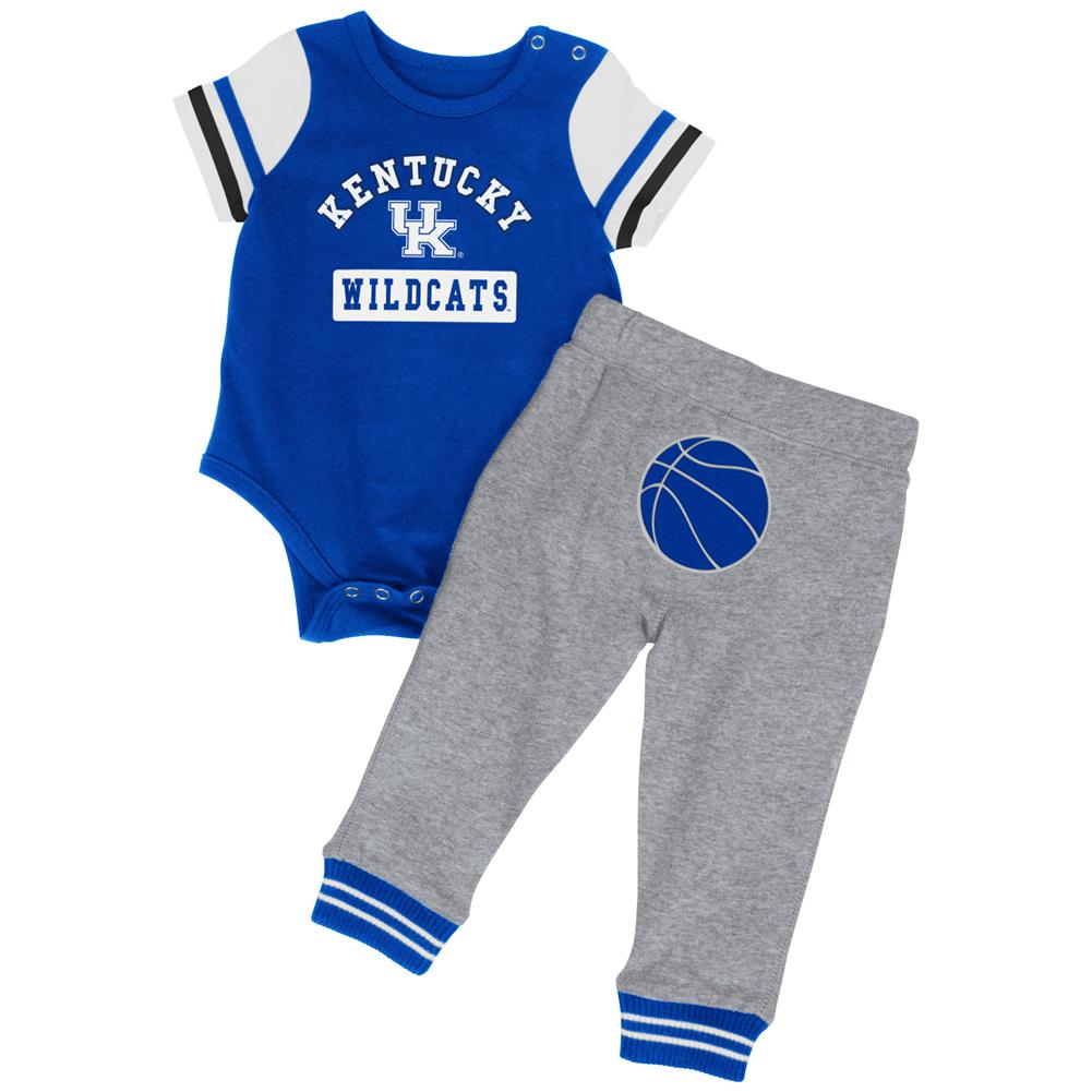 Baby Boys' MVP Kentucky Wildcats UK Bodysuit and Pant Set by Colosseum