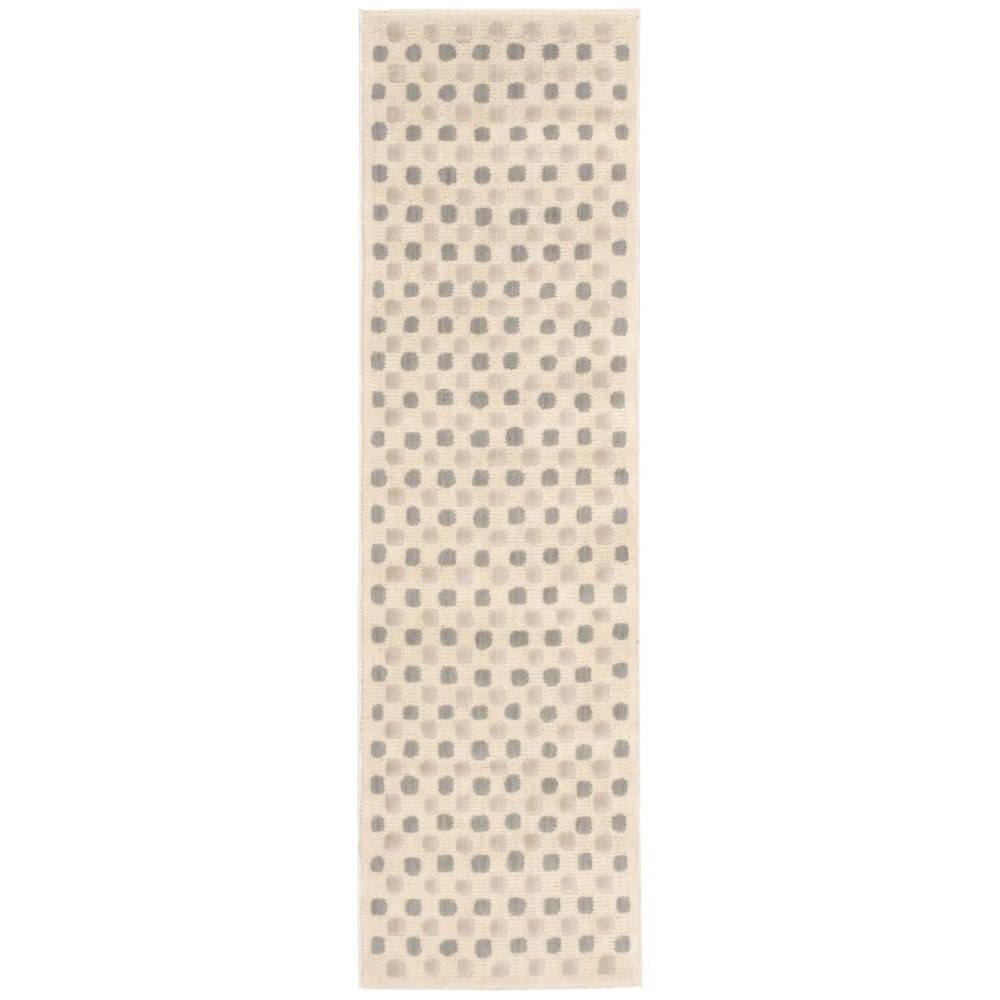 Nourison  Nara Bone Rug (2'3 x 8')