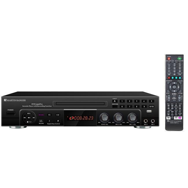 Martin Ranger DVD950PRO HD Dvd 950 Pro Professional Karaoke Player - image 1 de 1