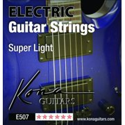 E507 Kona Electric Guitar Strings
