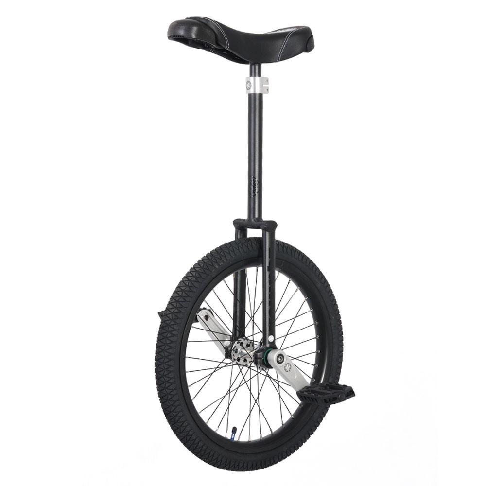 "Nimbus 20"" Equinox Street Unicycle - Black 300mm"