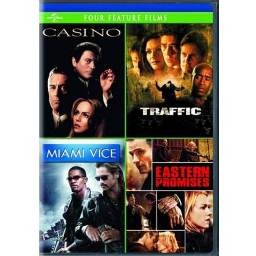 Casino / Traffic / Miami Vice / Eastern Promises (Anamorphic Widescreen)