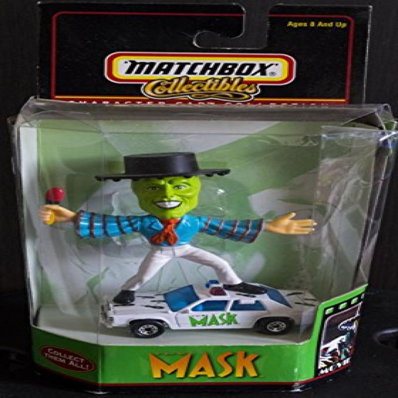 The Mask Matchbox Collectibles Car (Jim Carrey) by