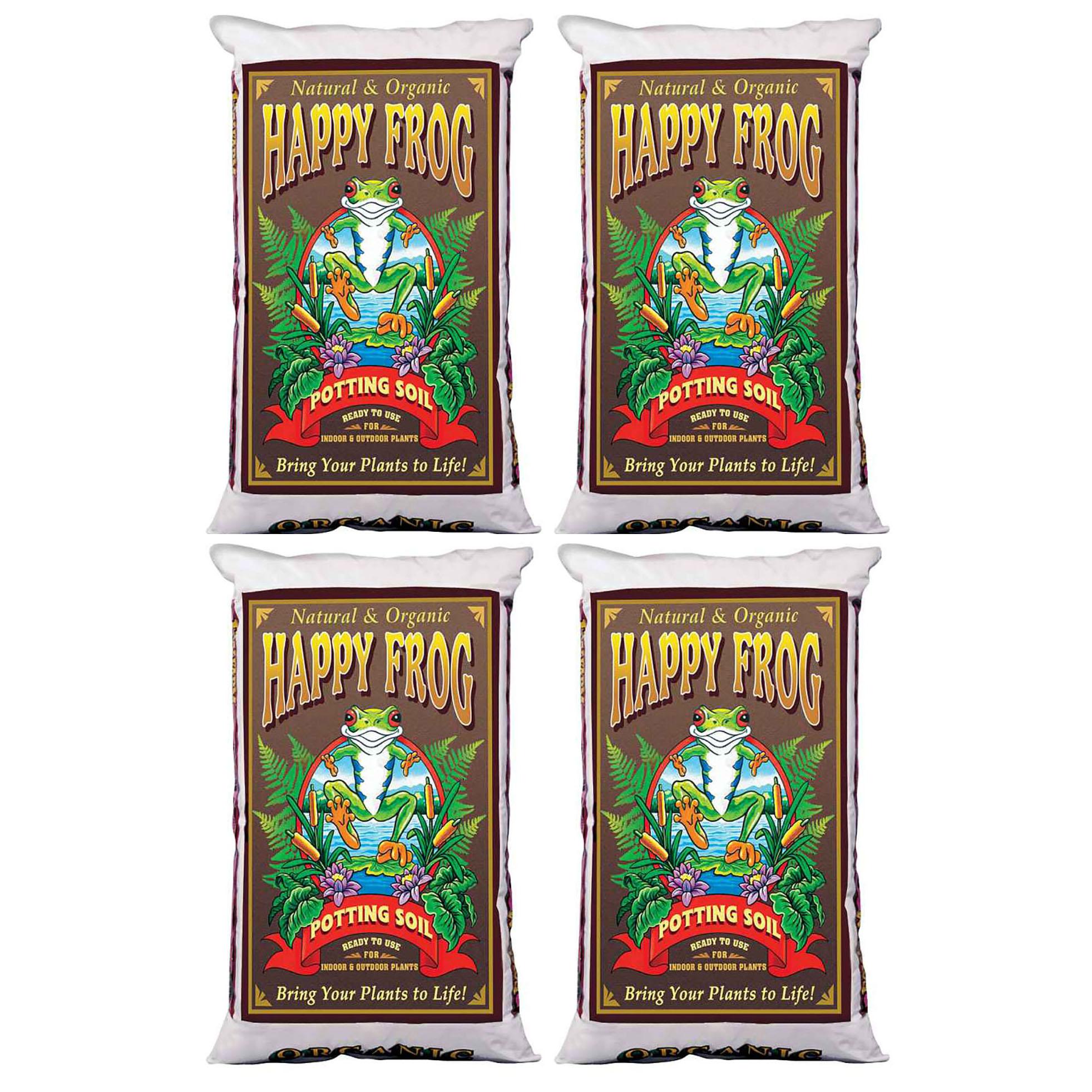 Fox Farm Happy Frog Nutrient Rich Rapid Growth Potting So...