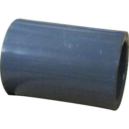 "PVC80CUP1TT 1"" SCH 80 PVC COUPLING THREADED"