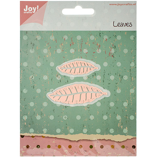 Joy! Crafts Cut and Emboss Die, Small Leaves