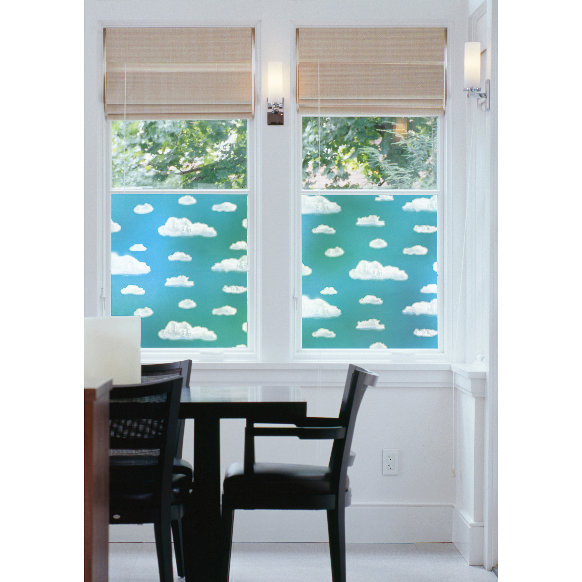Brewster Moire Peel and Stick Window Film - Walmart.com