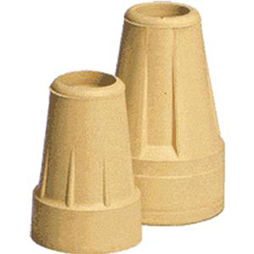 """Carex Health Brands Crutch Tips Extra-large 7/8""""-Pair"""
