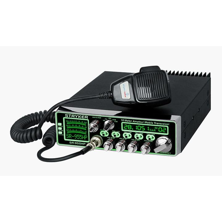 Stryker 10 Meter 70+ Watts PEP 7-Color Frequency Display ...