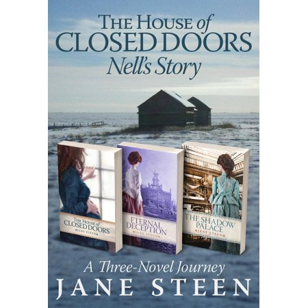 The House of Closed Doors Boxed Set - eBook