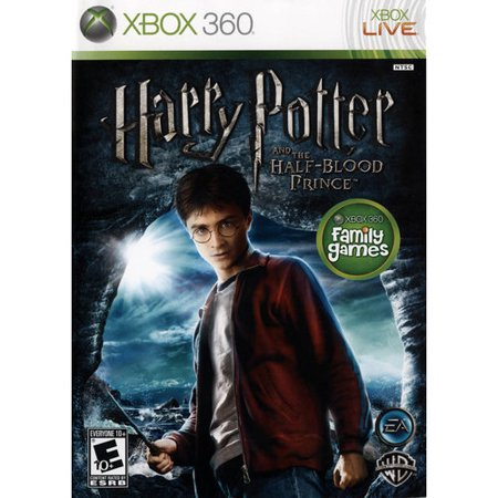 Harry Potter And The Half Blood Prince   Xbox 360