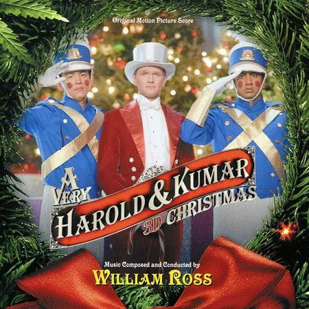 Very Harold & Kumar 3D Christmas (Score)