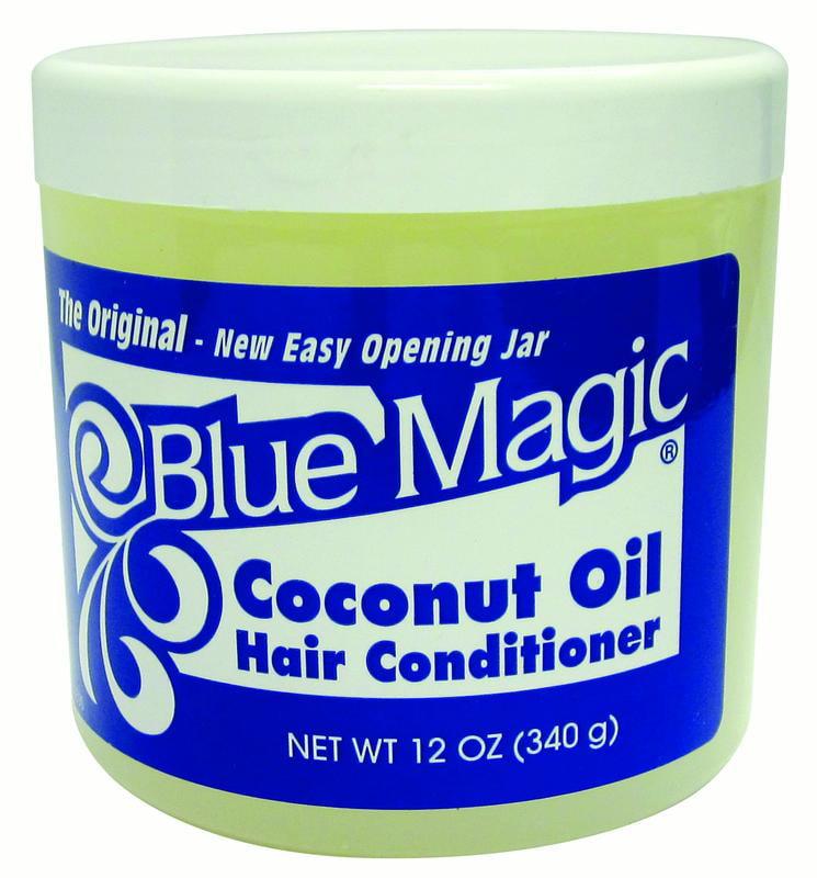 Blue Magic Coconut Oil Conditioner, 12 Oz