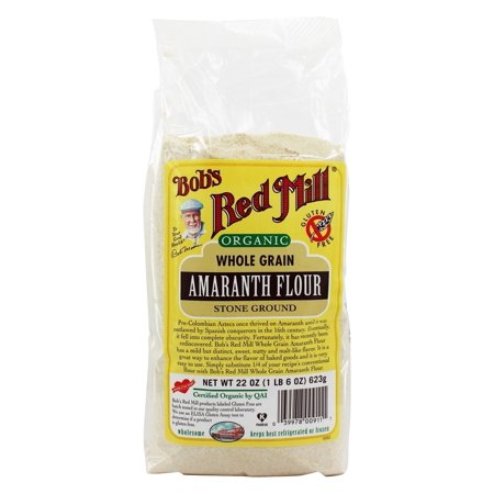 Bob's Red Mill - Organic Amaranth Flour - 22 oz(pack of