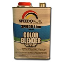 Color Blender, lock down clear for automotive base coats, One Gallon SMR-3500