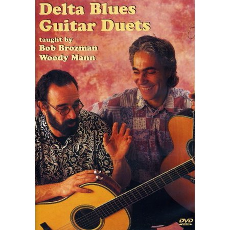 Delta Blues Guitar Duets (DVD) Delta Blues Slide Guitar