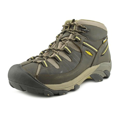 Keen Targhee Hiking Shoe - Keen Targhee II Mid  W Round Toe Leather  Hiking Boot
