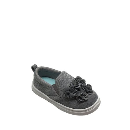 Girls' Wonder Nation Casual Ruffle Slip On - Vans Slip On Girls