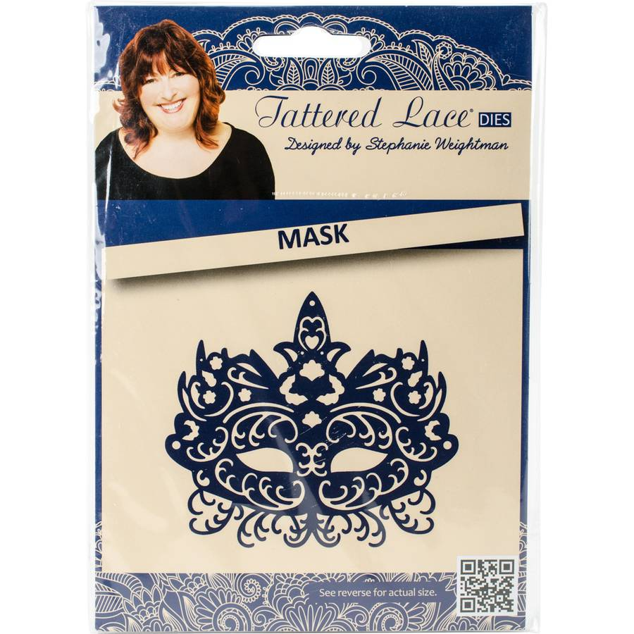 Tattered Lace Metal Die-Mask