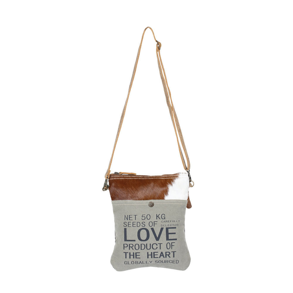 Myra Bag Seeds Of Love Upcycled Canvas And Hair On Cowhide Leather Crossbody Bag Small Walmart Com Walmart Com Browse & shop brands at walmart like samsung, keurig & more. seeds of love upcycled canvas and hair on cowhide leather crossbody bag small