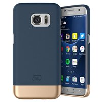 Product Image Samsung Galaxy S7 EDGE Case, Encased (SlimShield Series) Ultra Thin Hybrid Cover