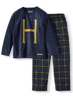 Harry Potter H Holiday Sweater Pajama Pant Set(Little Boys & Big Boys)