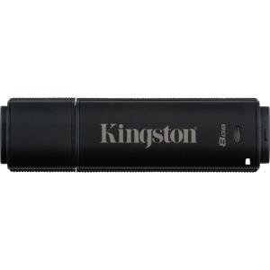 Kingston Kvr400x64c3a 256 (Kingston 8GB USB 3.0 DT4000 G2 256 AES FIPS 140-2 Level 3 - 8 GB - USB 3.0 - 256-bit AES AES FIPS 140-2 LVL 3 MNGT READY )