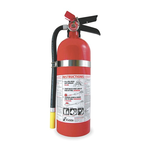 Fire Extinguisher, Dry, ABC, 3-A, 40-B:C