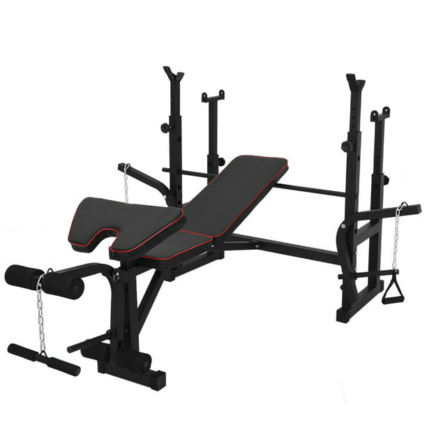 Volity Olympic Weight Bench,Utility Weights Bench with ...