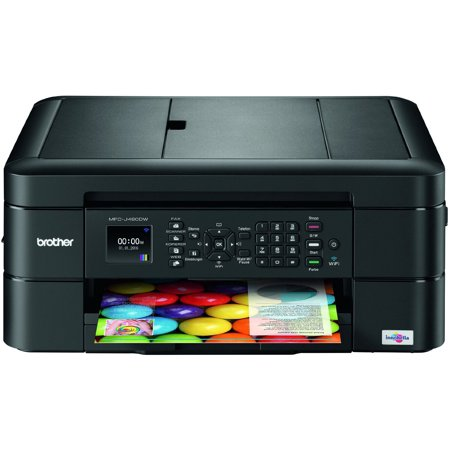 Brother mfc j480dw wireless inkjet color all in one for Brother hl l2380dw document feeder