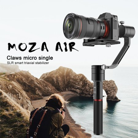 Moza Air 3-Axis Handheld Gimbal Stabilizer for Mirrorless and DSLR Cameras #AG01