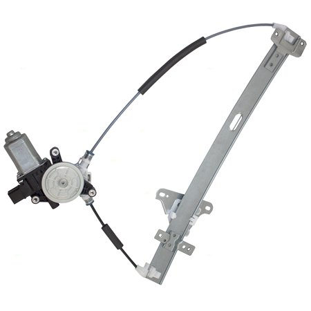 BROCK Power Window Lift Regulator w/ Motor Assembly Passenger Front Replacement for 05-12 Acura RL (Acura Regulator)