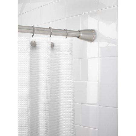 Better homes and gardens tapered ez up shower curtain rod - Better homes and gardens curtain rods ...