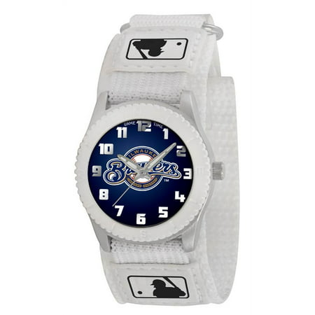 Milwaukee Brewers Youth Rookie Watch (White)
