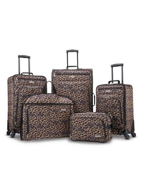 ec16e72585 Product Image American Tourister 5 Piece Spinner Luggage Set