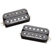 Seymour Duncan Pearly Gates Humbucker Pickup Set Black