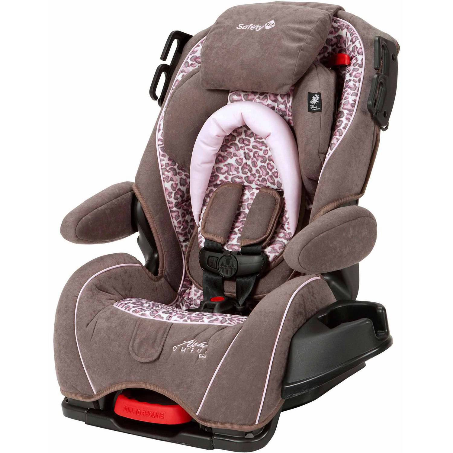 Safety 1st Alpha Omega Elite Convertible Car Seat (Choose your Pattern)